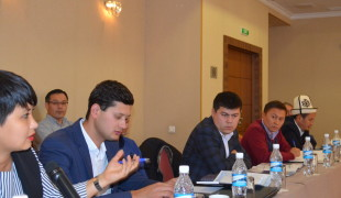 Social Media for Deradicalization in Kyrgyzstan