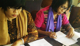 DESA: gender-equal budgeting in Indonesia