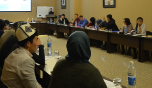 Social Media Programming Provides Kyrgyz Youth with Alternatives to Violent Extremism