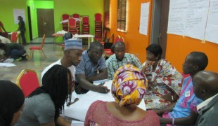Journalists in Nigeria Learn How to Report on Conflict & Trauma