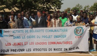 Engaging Youth and Community Leaders to Prevent Mass Atrocities in Central African Republic (CAR) US...