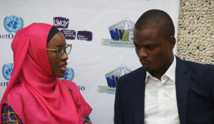 The Nigerian Activist Who Leads Youth Efforts Against Violent Extremism