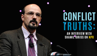 Conflict Truths: an interview with Shamil Idriss on NPR