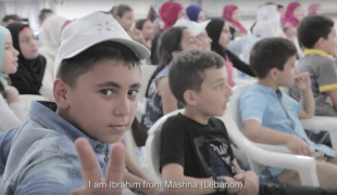 How can children contribute to peacebuilding?