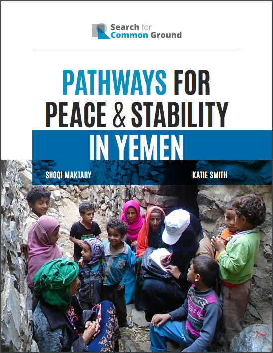 Yemen peace analysis cover