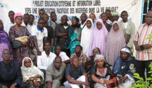 Citizen Education and Free Information: Towards a Peaceful Participation of Nigeriens in Public Life