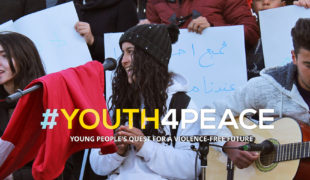 #Youth4Peace