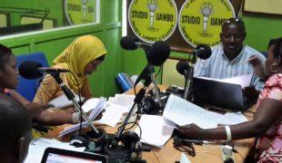 Catalyzing the media as a peacebuilding platform in Burundi