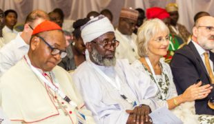'Making Peace': Remarks by Sharon Rosen at the Sant'Egidio Annual Meeting