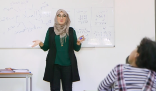 Fatima takes a stand: a young Moroccan's journey to empower youth