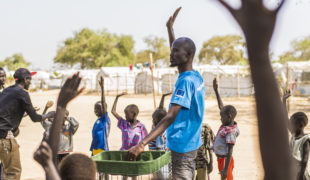 Austrian Foreign Ministry Honors Search's Grassroots Program in South Sudan